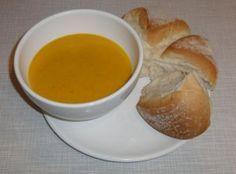 Pumpkin soup in an actifry