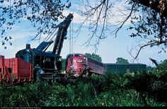 RailPictures.Net Photo: CRI 410 Chicago, Rock Island & Pacific (Rock Island) EMD FP7 at Valencia, Kansas by Steve Patterson