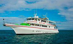 Reina Slivia Yacht - Galapagos Cruises Travel