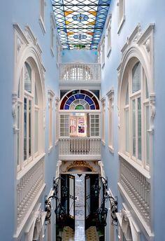Hotel em Lisboa é uma viagem no tempo