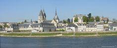 La Loire - Blois - France