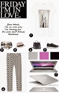 Entre Flores: Friday I'm in Love #1