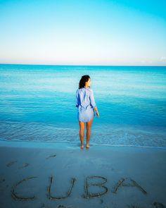 Where to next? Varadero, Paradise Island, Cuba, Lily Pulitzer, Beach, Photography, Instagram, Photograph, The Beach