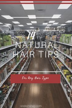 14 Natural Hair Tips That Every Natural Girl With Any Curl Pattern Needs to Know