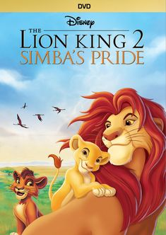 Shop The Lion King II: Simba's Pride [DVD] at Best Buy. Find low everyday prices and buy online for delivery or in-store pick-up. The Lion King 1994, Lion King 2, Lion King Movie, Childhood Tv Shows, Childhood Movies, Le Roi Lion 2, Dinosaur Dvd, Carlo Rivera, Walt Disney Quotes