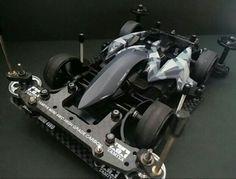 Mini 4wd top class custom