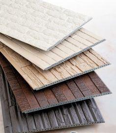 Фасадные панели для наружной отделки дома: разновидности и 80 практичных решений для стильного экстерьера http://happymodern.ru/fasadnye-paneli-dlya-naruzhnoj-otdelki-doma/ Японские фасадные панели с имитацией различных текстур