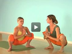Fun Flow with Elise Lorimer, day 13 of the Yoga Journal 21-day challenge http://www.yogajournal.com/newsletter/21day2012/intermediateday13.html