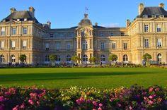Seguindo Viagens: A primavera e os parques europeus - Paris e Amster...