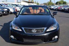 Cars for Sale: 2011 Lexus IS 250C in El Cajon, CA 92020: Convertible Details - 400159236 - Autotrader