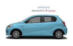 Datsun Go Starting Price Rs. 3,79,642/-  Book your Test Drive at Shakti Nissan