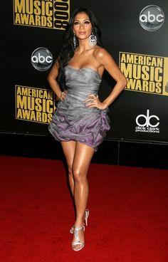 Nicole Scherzinger Photos Photos - Miley Cyrus at the 2008 American Music Awards, Nokia Theatre, Los Angeles, CA. - The 2008 American Music Awards B