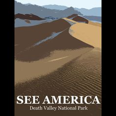 Death Valley National Park by Bill Vitiello  #SeeAmerica
