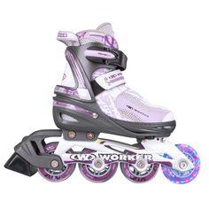 Role reglabile potrivite pentru copii. Reebok, Baby Car Seats, Skateboard, Sport, Children, Fitness, Products, Skateboarding, Young Children