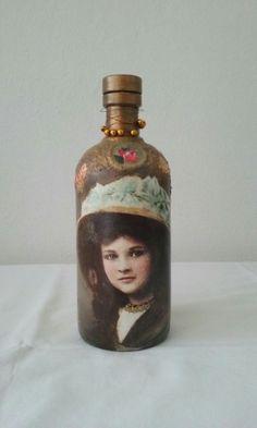 Μπουκαλι vintage SISSY