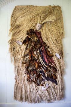 Laura FACEY's installation titled Spirit Dancer e | Experience Jamaique