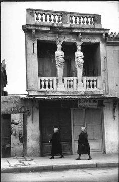 Henri Cartier Bresson. Athens, 1953