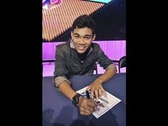 Roshon at the Billboard Awards