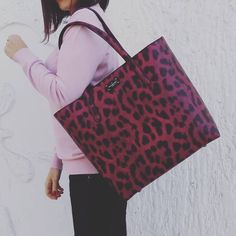 b1fe7f4286 Paul s boutique τσάντα ώμου Ruspberry Animal Print