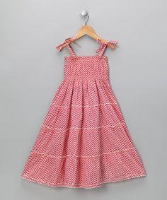 Orange Chevron Dress - Infant, Toddler & Girls by Cupcakes & Pastries on #zulilyUK today!