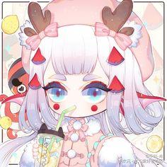 #Onmyoji Avatar Couple, Game Character, Emoji, Chibi, Anime, Thankful, Characters, Draw, Couples
