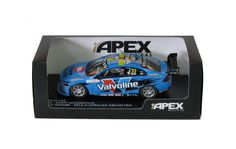 1:43 Scale. Scott McLaughlin #33 GRM Volvo S60 2014 AGP race Winner. 2015 Model Expo Edition.This model is a sealed body resin, no opening parts and steering is in a fixed position.  Limited Edition of 336.