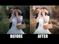 Lightroom 6 Wedding Photo Editing Tutorial (lightroom tutorials for beginners) - YouTube