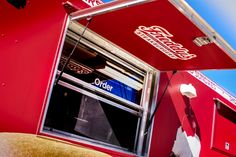 Freddy's Frozen Custard Food Truck built by Cruising Kitchens the largest mobile business manufacturer in the world! Food Truck - Mobile Business - Build a Food Truck Freddy's Frozen Custard, Mobile Food Trucks, Mobile Business, A Food, Kitchens, Kitchen, Cuisine, Cucina