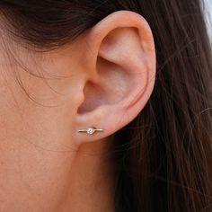 hydra stud earring