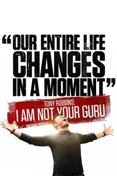 Watch Tony Robbins: I Am Not Your Guru online for free | CineRill