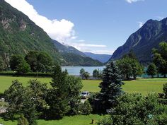 Leprese - Lake Poschiavo - http://bookcheaptravels.com/leprese-lake-poschiavo/ - Leprese - Lake Poschiavo  Image by Hindrik S View on Lake Poschiavo. Val Poschiavo, Switzerland - Lake, Leprese, Poschiavo