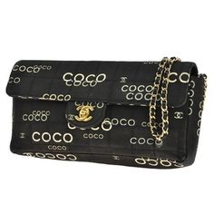 c4de9e6d5f6b Chanel Coco CC Turnlock Square Flap Shoulder Bag Chanel Shoulder Bag, Black  Shoulder Bag,
