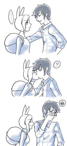 Sneak-a-kiss