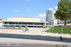 Mann Auditorium, Tel Aviv, Israel