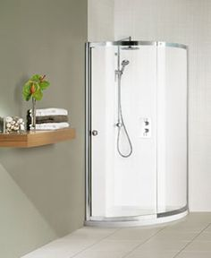 Shower Enclosures from Opulenza by Tubs and Loos Shower Enclosure, Tub, Bathtub, Shower Cabin, Soaking Tubs, Bathtubs, Bath Tub