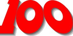 Happy 100 BUBBLES!!