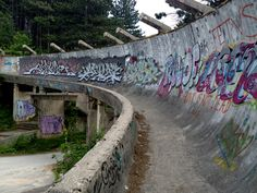 Sarajevo Bobsled
