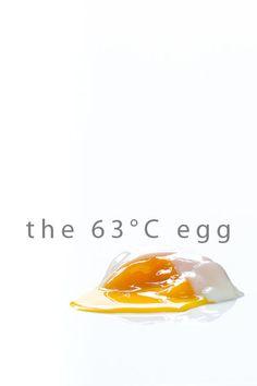 Sous Vide Eggs...Perfect food.