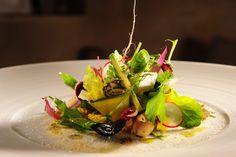 by Reto Lampart | Vegetable salad on oriental couscous