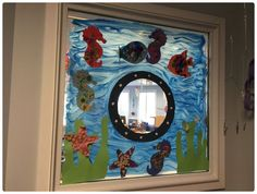Full size of picture window christmas decorating ideas under the sea theme classroom door and decorations Under The Sea Theme, Under The Sea Party, Classroom Displays, Classroom Themes, Science Classroom, Ocean Themed Classroom, Classroom Window Decorations, Ocean Themes, Beach Themes