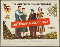 THE TROUBLE WITH HARRY (Dir. Alfred Hitchcock, 1955)