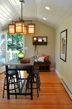 SoPo Cottage: An Eyesore No More - The Craftsman Bungalow