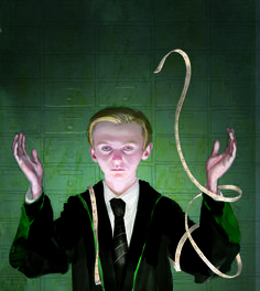 Sneak peek: Draco Malfoy, as depicted in the new fully-illustrated hardcover edition of Harry Potter and the Sorcerer's Stone, out October 2015! Illustration by Jim Kay. Click to learn more. #harrypotter