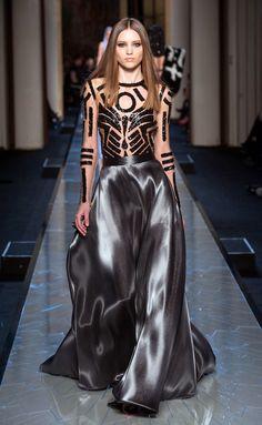 Atelier Versace Haute Couture s/s 2014 Paris