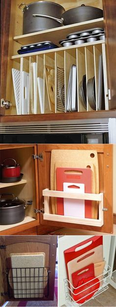If you are like most people, you likely feel like you never have enough storage space in your kitchen. The keys to maximizing your kitchen storage comes down to knowing different 'hacks' that you .