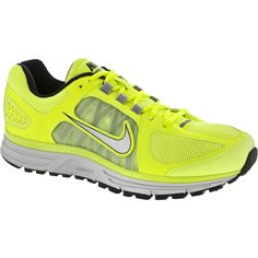 huge discount f6bbd 37ceb Nike Zoom Vomero+ 7  Nike Men s Running Shoes Green