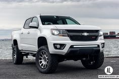 I totally prefer this finish color for this car Chevy Colorado Lifted, Chevrolet Colorado Z71, Lifted Chevy, Gm Trucks, Chevy Trucks, Pickup Trucks, S10 Truck, Pickup Car, Canyon Colorado