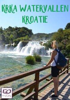 The Krka Waterfalls in Croatia are stunning! Don't miss Krka Nationwide Park! Krka National Park Croatia, Krka Waterfalls, Europa Tour, Places To Travel, Places To Visit, Croatia Travel Guide, Travel Tags, Europe Destinations, Camping Life