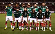 Mexico Mundial 2014