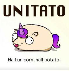 It's a unitato!